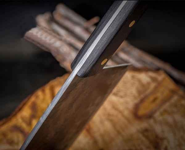 High-carbon Clad Steel Butcher Knife