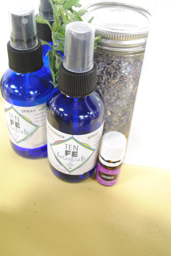Ten Fe Aromatherapy Sprays from Botanica del Barrio