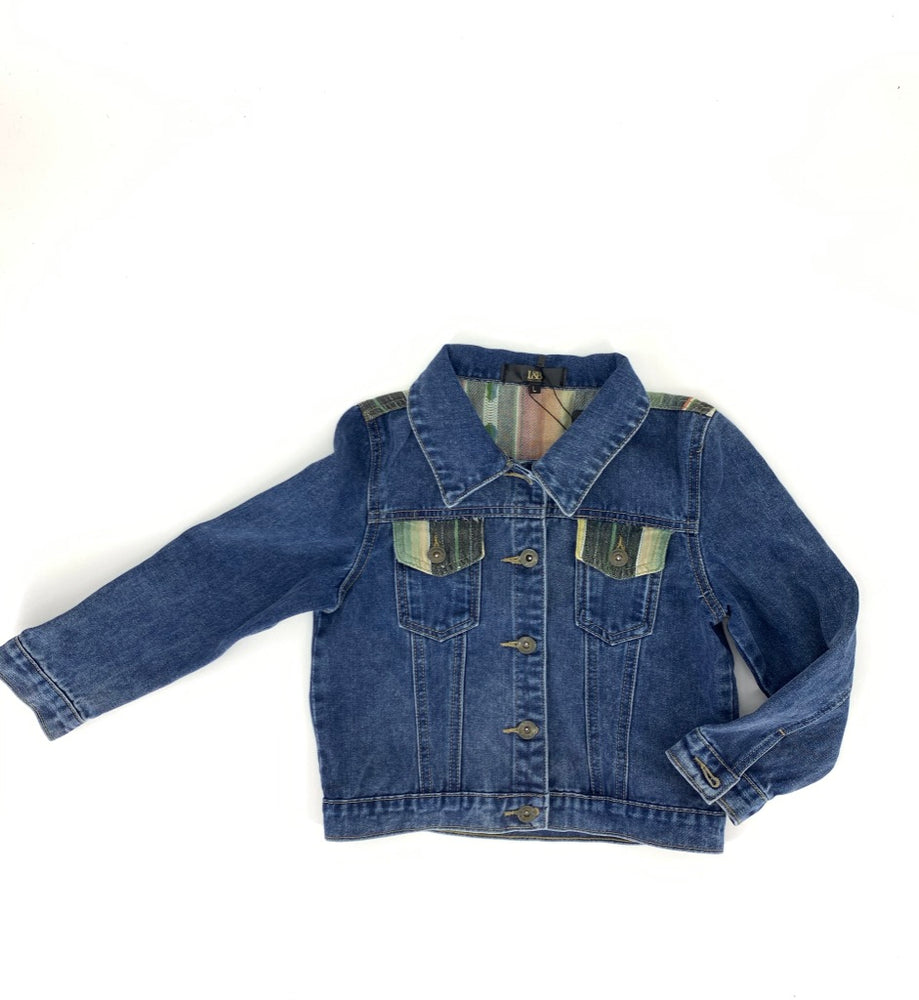 El/La Vaquerit@ Denim Jacket (Kids)