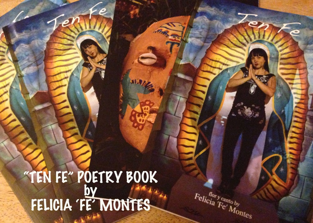 """Ten Fe"" book by Felicia 'Fe' Montes"