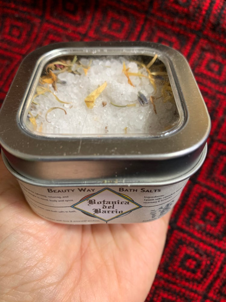 Beauty Way Bath Salts