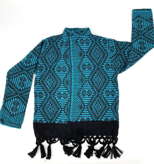 El Rebozo Wrap Sweater