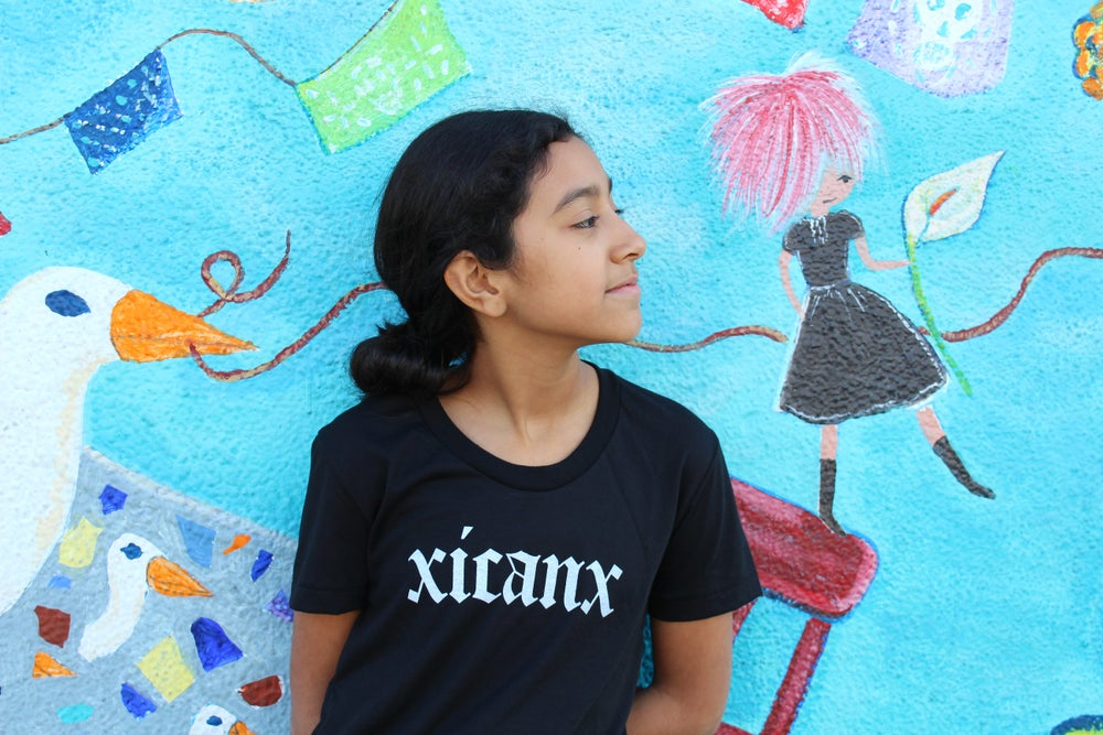 Load image into Gallery viewer, xicanx palabra tee