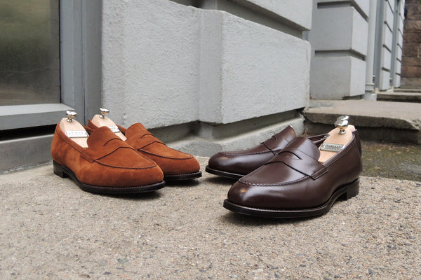 New Skinstitched Apron Loafers from Miyago Kogyo