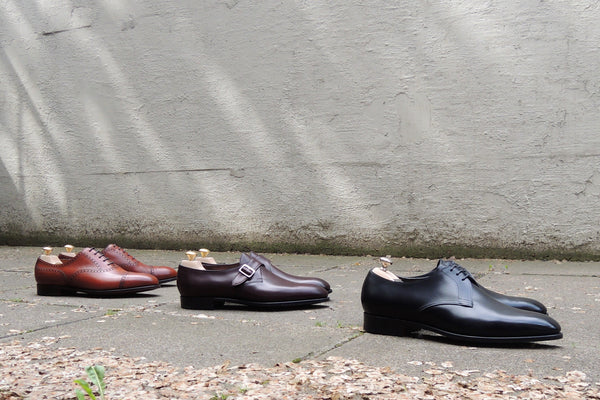 3 of a Kind: The Finest RTW Shoes from Northampton