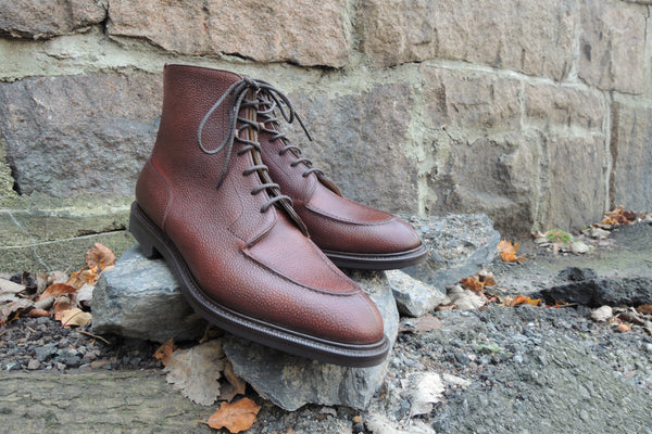 Focus on: Cranleigh Split-toe Boot by Edward Green