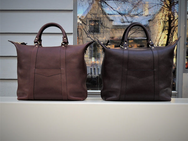 Handmade Leather Bags - the gift that just keeps giving