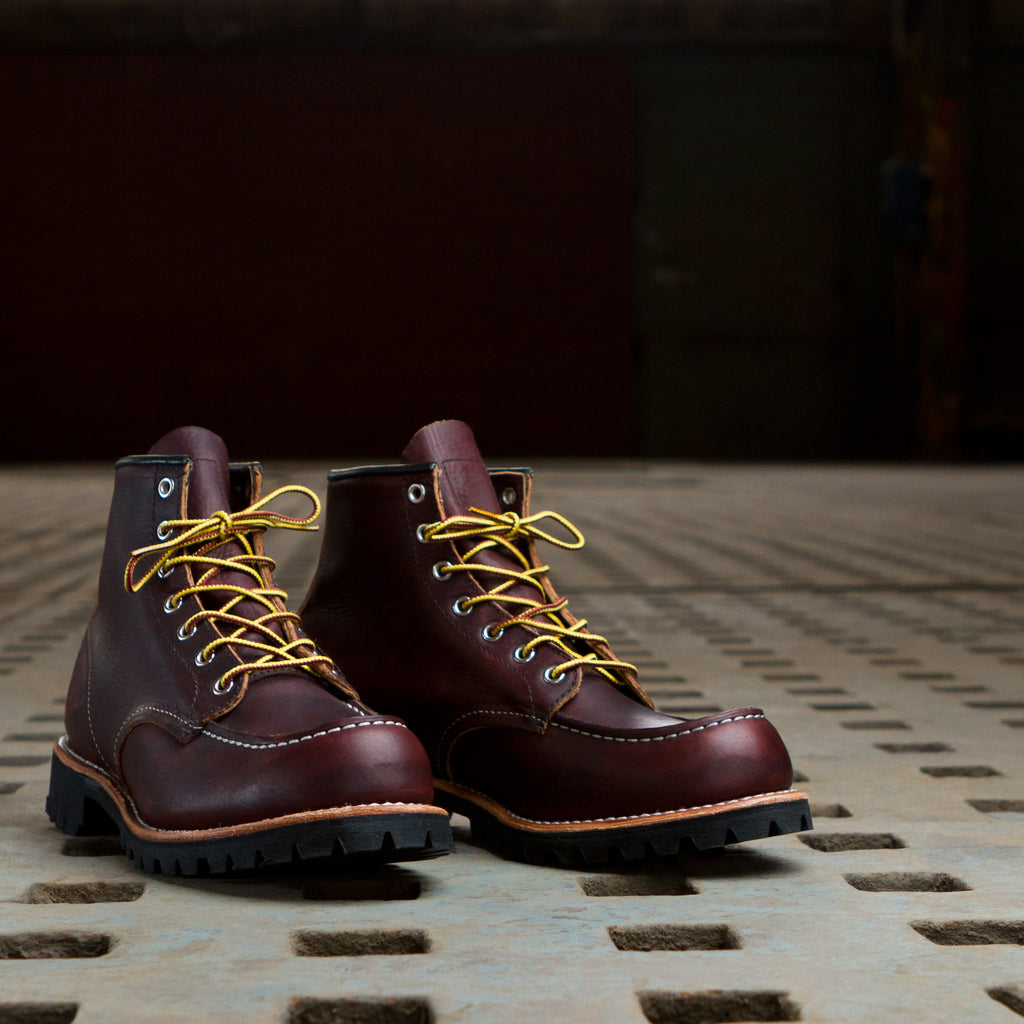 Red Wing 8146 Moc Toe Lug Sole
