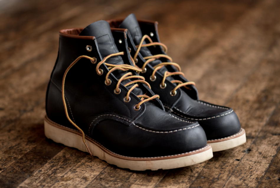 8859 Skomaker Dagestad Red Wing Navy Moc