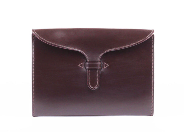 Tongue Folio - S - Dark Brown