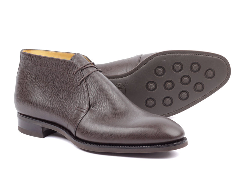 Chukka - Dark Brown Grain