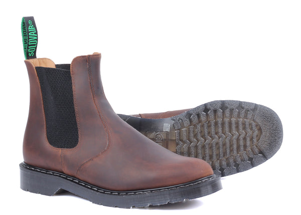 Deal Boot -  Brown Gaucho/str. 8 - 12