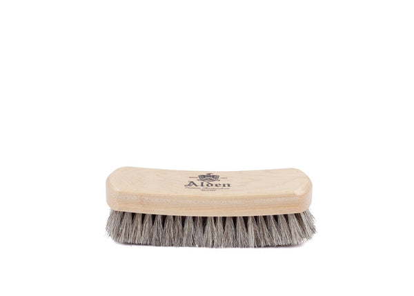 Alden Polish Brush - Medium - Natural