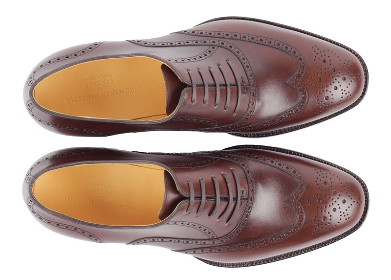 Full Brogue - Oak