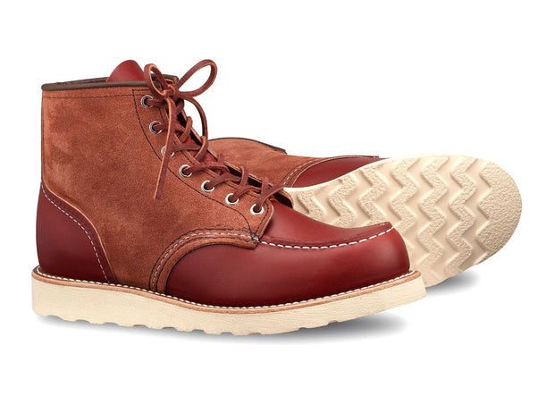 5acf1132 8819 - 6 Inch Moc Toe - Oro Russet Limited Edition
