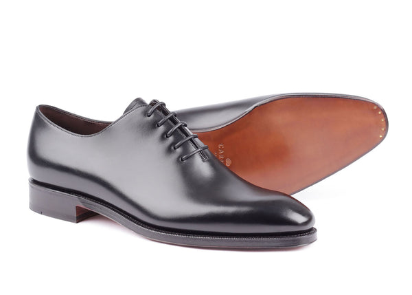 910 - Wholecut Oxford - Black