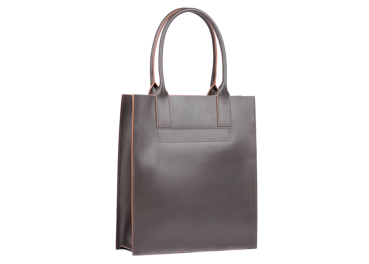 Barbara Czapran  - Bag - Dark Brown