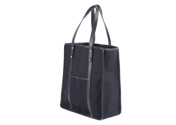 THE MARKET TOTE - Black