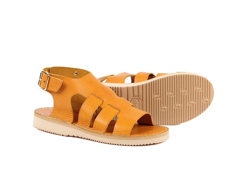 D031 - Yellow - Women Sandals