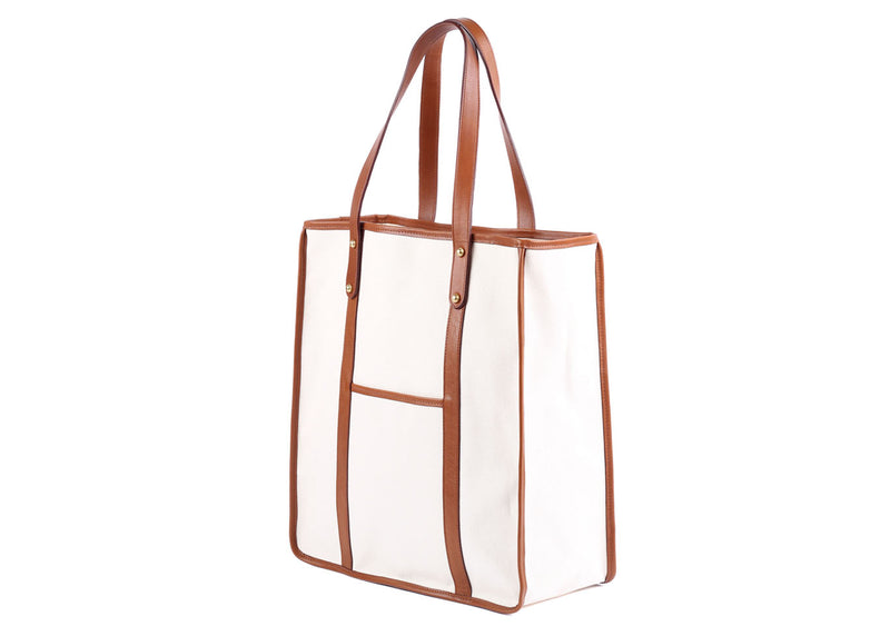 THE MARKET TOTE - Natural