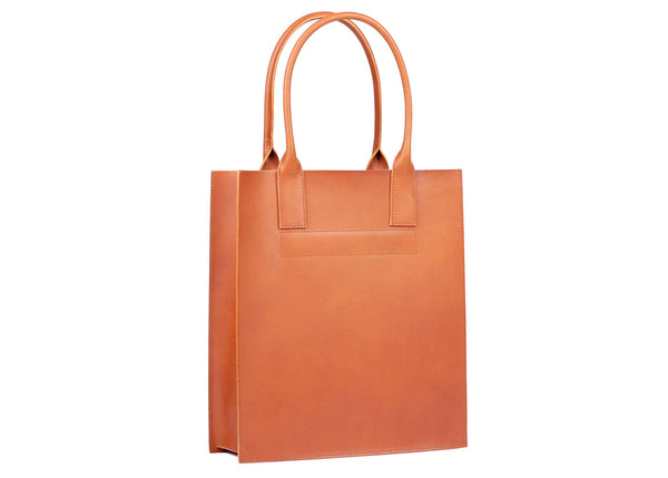 Barbara Czapran  - Bag - Cognac