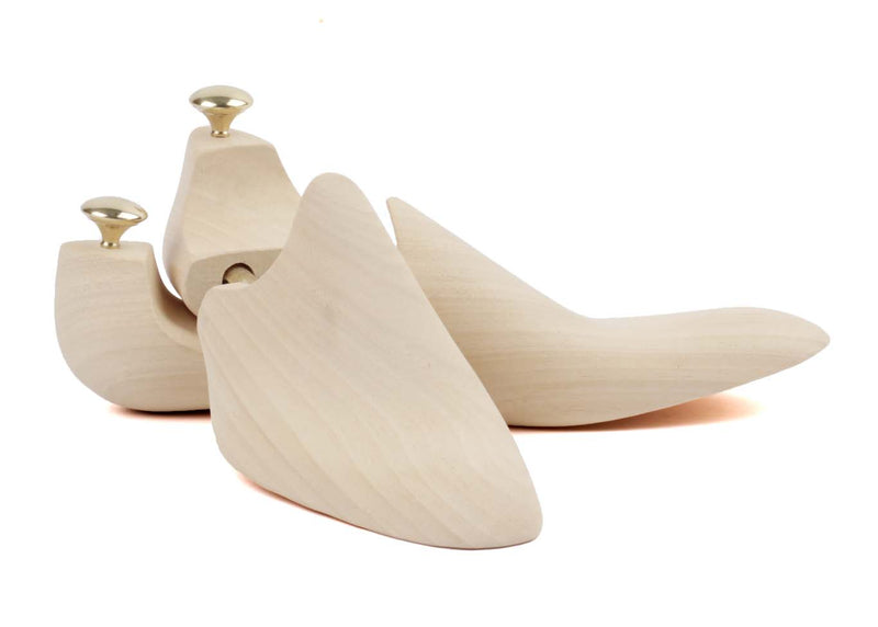Hollowed Obechi Shoe trees