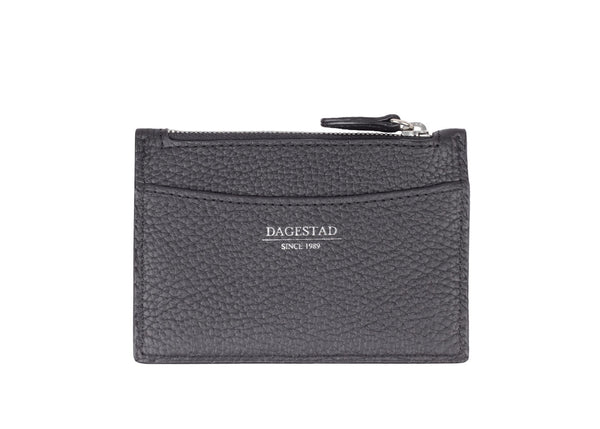 Card holder Zipper - Black