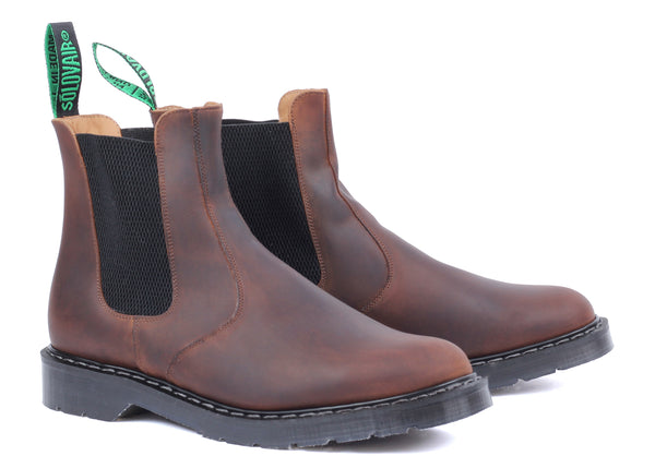 Deal Boot - Brown Gaucho/str. 3 - 7