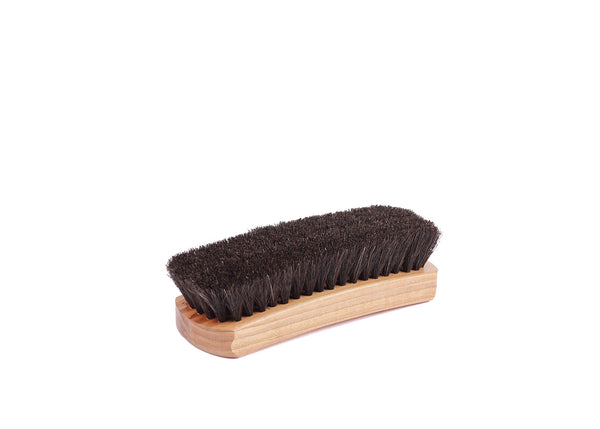 Alden Polish Brush - Medium - Black