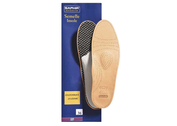 Saphir Insoles - Anatomic
