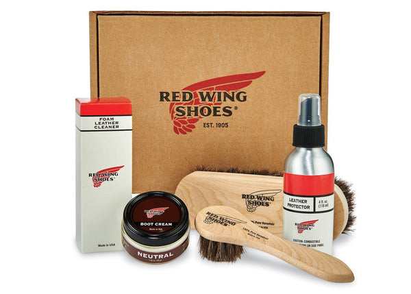 97097 - Smooth - Finished Leather Care Kit