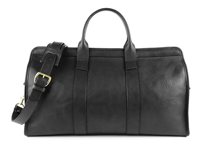 Signature Travel Duffle - Black