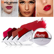 Load image into Gallery viewer, Sexy Red Lip Lazy  Waterproof Matte Lipstick