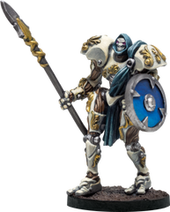 Torch - Forged Medium Armored 28mm Miniature