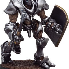 Bulwark - Forged - Heavy Armor  Miniature