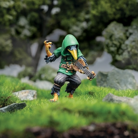 Whistler - Ravenkind - Medium Armor Miniature