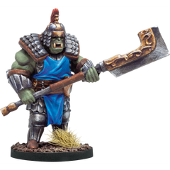 Kaddick - Orc Heavy Armored 28mm Miniature