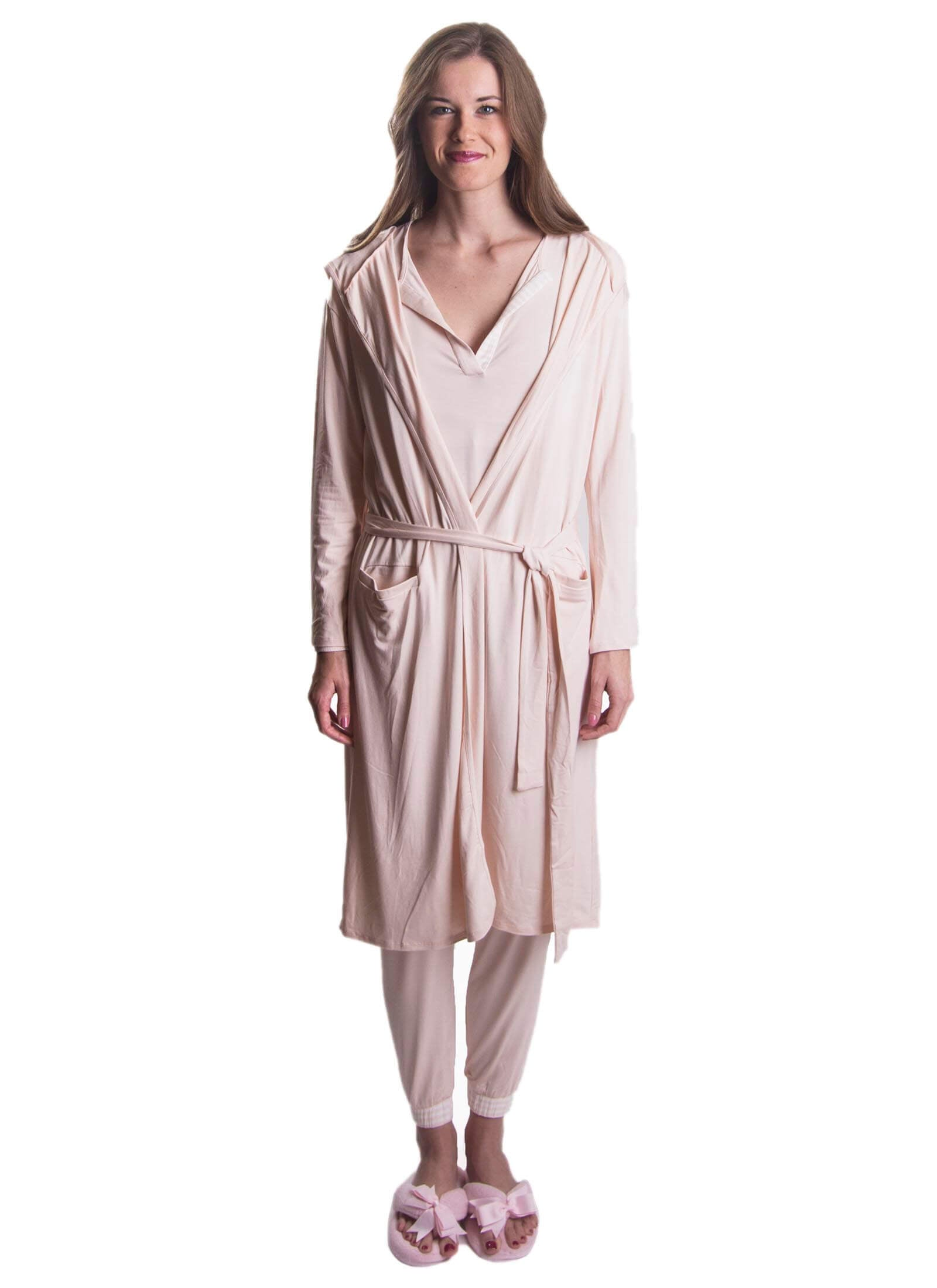 Figgy Sleepwear Long Robe