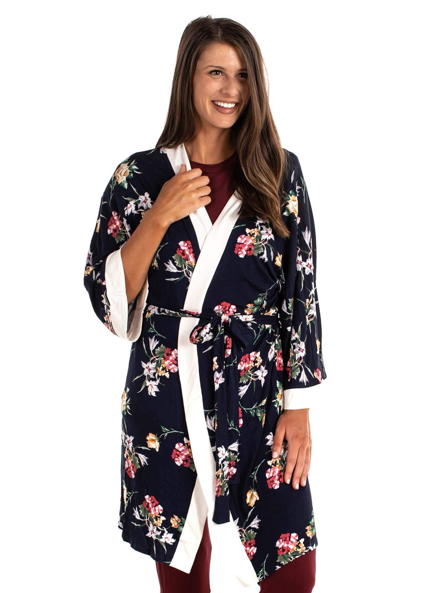 Grace Flower Robe