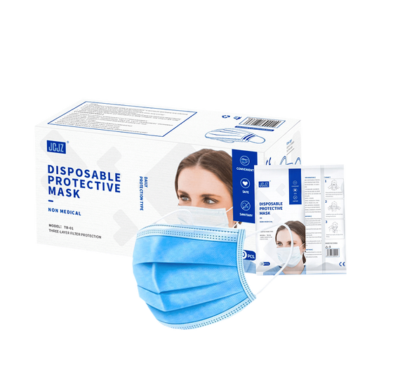 Pallet of Adult Disposable Protective Masks