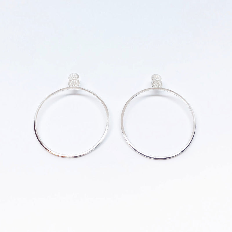 Hoops Coquillage