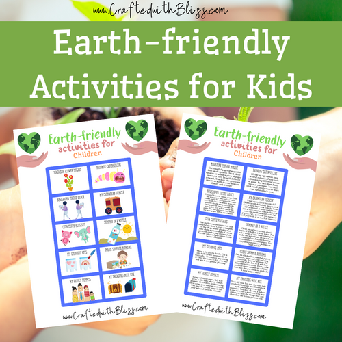 Earth-Friendly Activities for Children