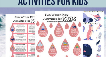 Exciting Water Play Activities for Kids