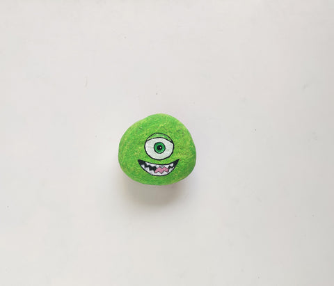 Monster University Stones Step 7