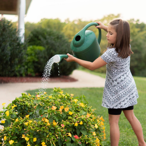 How To Get Kids To Exercise Gardening