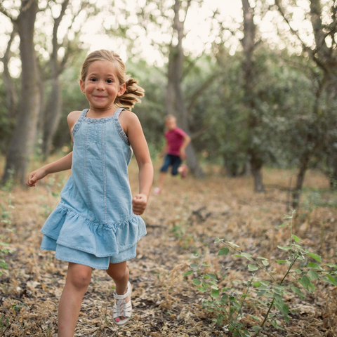 How To Get Kids To Exercise Hiking