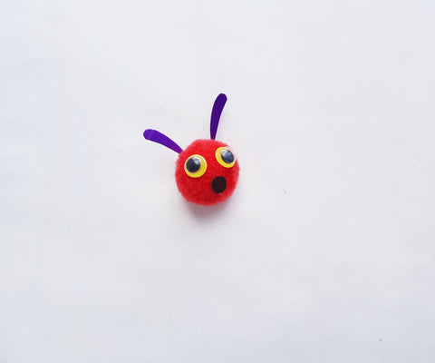 The Very Hungry Caterpillar Easy Craft Step 2