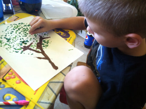12 Easy Fine Motor Activities at Home