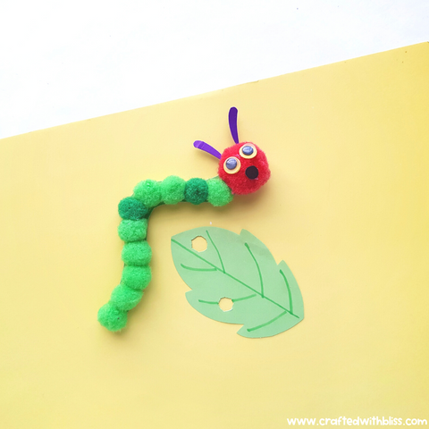 The Very Hungry Caterpillar Easy Craft