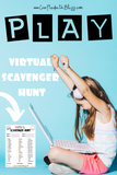 Virtual Scavenger Hunt - CraftedwithBliss